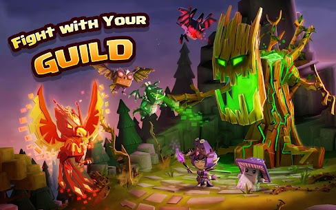 Dungeon Boss – Strategy RPG Mod 0.5.11741 Apk [God Mod] 10