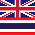 Free English Thai Dictionary icon