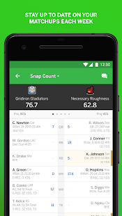 ESPN Fantasy Sports Screenshot