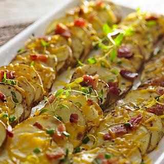 Loaded Potato Slices.