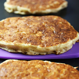 Oatmeal Pancakes.