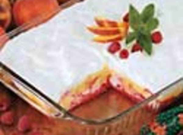 Peaches In Clouds Recipe