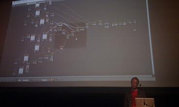 写真: One of Andys insane node setups
