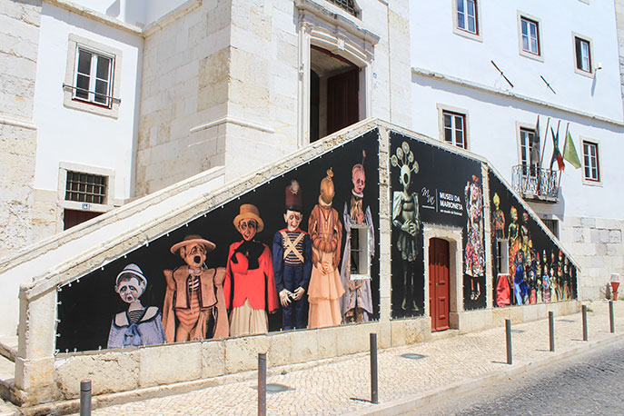 Puppet Museum in Lisbon • Portugal