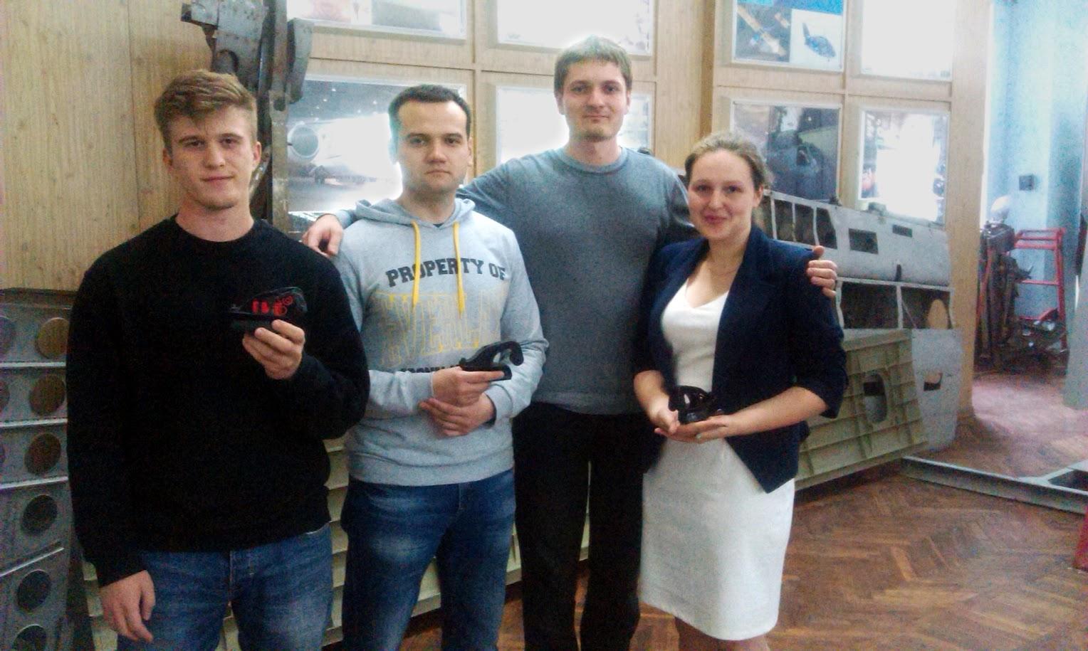 ANSYS - Победители Конкурса будущих профессионалов CAD-CAE технологий