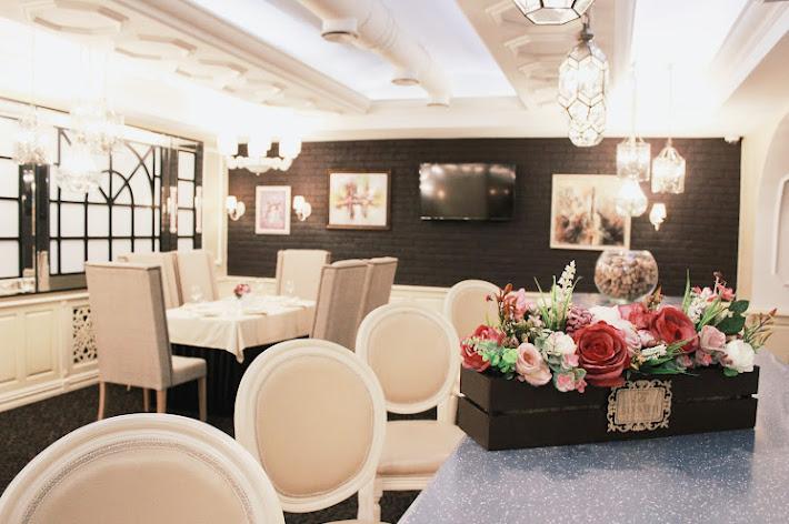 Фото №2 зала Сербский ресторан Боэми