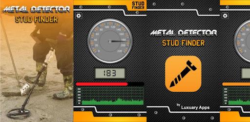 Приложения в Google Play – Stud Finder 2019: <b>Pro Metal Detector</b>
