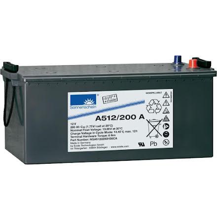 Gelbatteri 12V 200Ah Sonnenschein