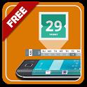 Calendar for Note Edge FREE icon