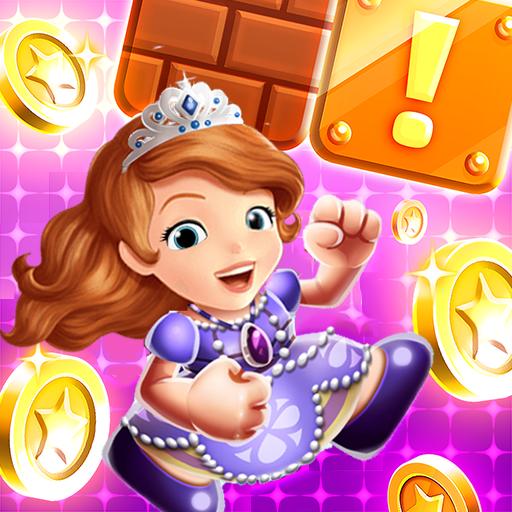 Sofia princess Running Adventures