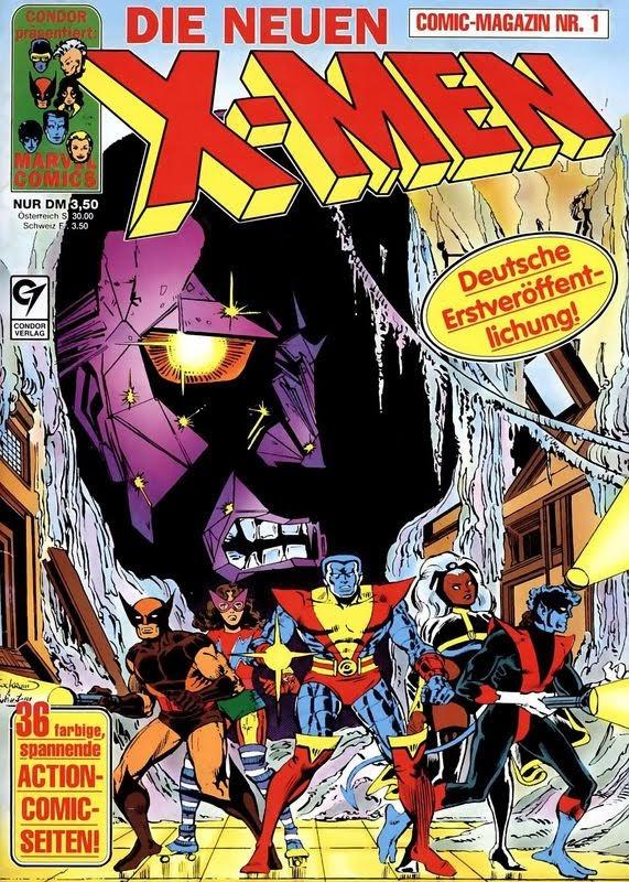 Die neuen X-Men (1989) - komplett