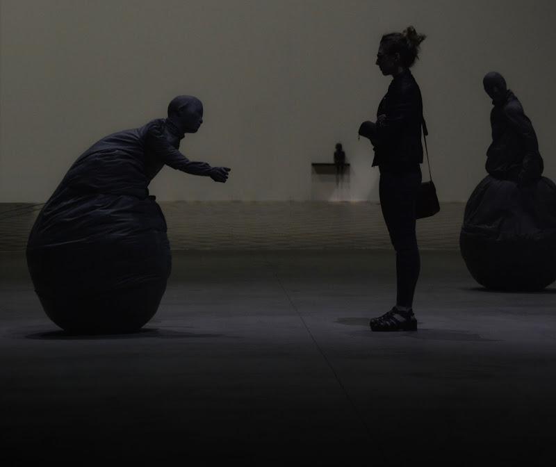 faccia a faccia con l'arte di PH Federico Pilli
