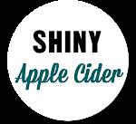 Shiny Apple Cider Avec Pinot Noir