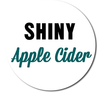 Logo of Shiny Apple Cider Avec Pinot Noir