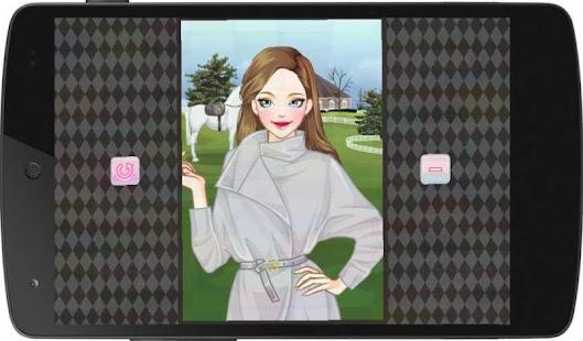 Meagan Stylish Dress Up screenshot 4