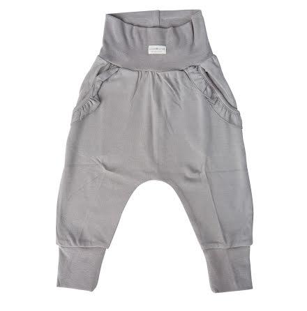 Nova Star Grey Flounce Baby Trousers