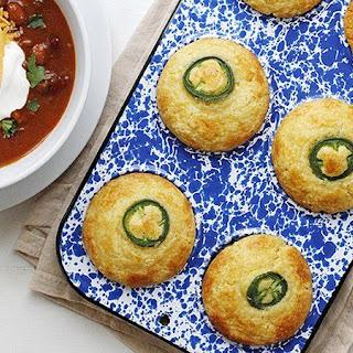 Ranch Cornbread Muffins