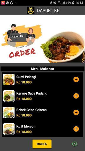 Dapur TKP screenshot 4