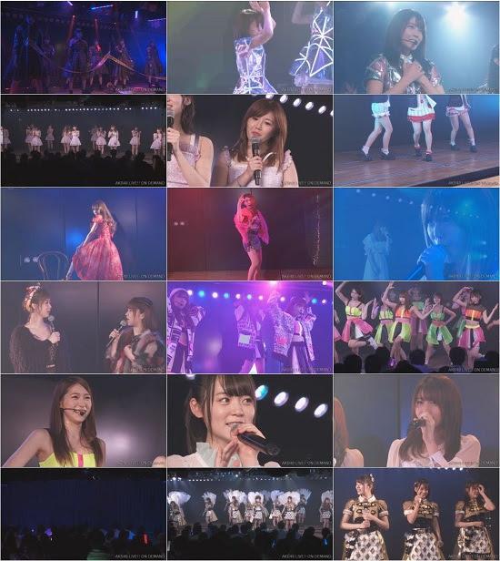 (LIVE)(720p) AKB48 チームA 「M.T.に捧ぐ」公演 Live 720p 170706