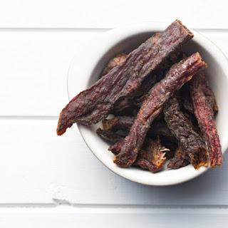 Smoked Beef Jerky Recipes.