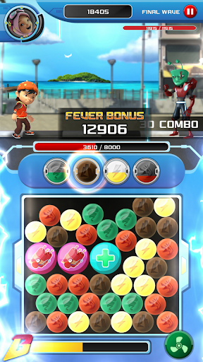 Power Spheres by BoBoiBoy  screenshots 22