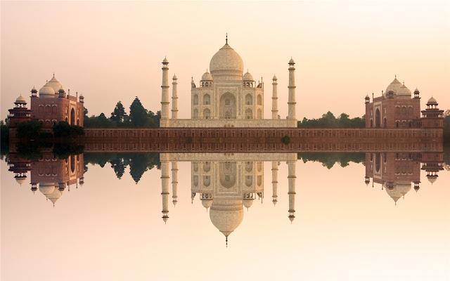 Taj Mahal Themes & New Tab