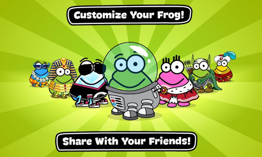 Tap the Frog: Doodle screenshot 4