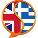 Greek English Dictionary Free icon