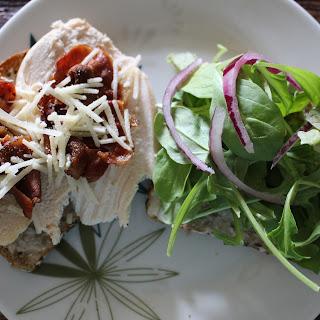 Whole Grain Chicken Caesar Sandwich