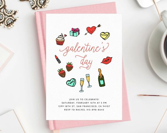 How To Plan A Perfect Galentine S Day Brunch Party Partyeight