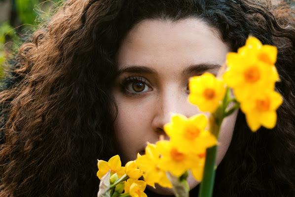 Volto in fiore di marika_visentin