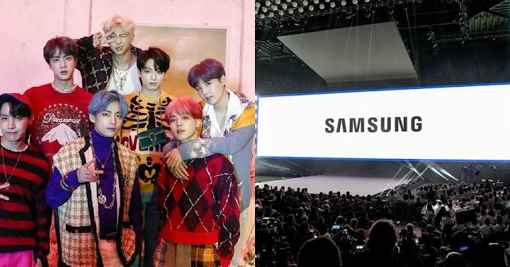 Samsung anunță oficial parteneriatul cu BTS + dezvăluie că pregătesc mai multe proiecte