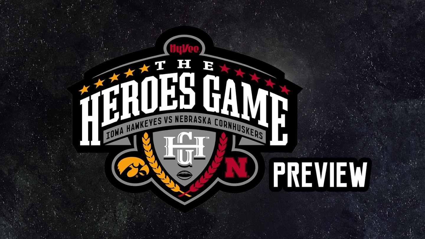 Watch Hy-Vee Heroes Game Preview live