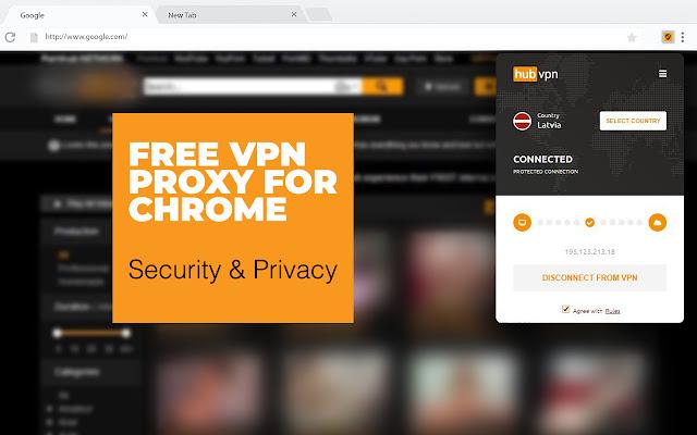 Hub VPN - Free VPN Proxy