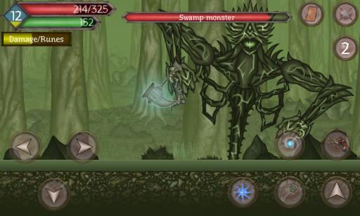 Runic Curse screenshot 3