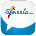 Chat with strangers on Sjazzle icon