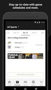 Purdue Athletics - náhled