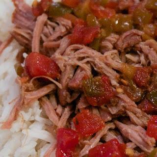 Slow Cooker Sweet Salsa Pork Recipe