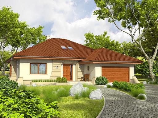 projekt Kornelia II G2 Leca® Dom