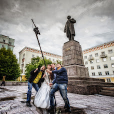 Wedding photographer Aleksandr Mikulin (nikon51). Photo of 20.06.2015
