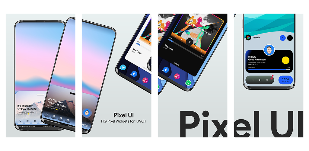 Download Pixel Plus UI v3.1 Palladium OFFICIAL for Redmi Note 8/8T