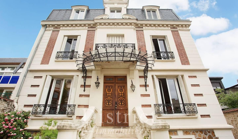 Hôtel particulier Paris 12ème