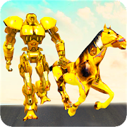 Grand Super Robot Horse City Battle