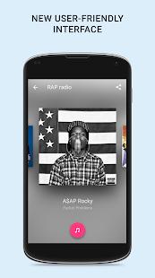 Online radio - Zaycev.fm. Listen radio offline - náhled