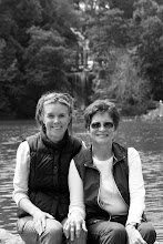 Photo: Lydia and Joyce enjoy spending some time at one of the San Francisco parks.