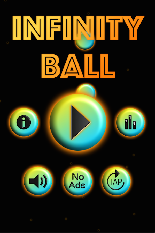 Infinity Ball- screenshot