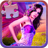 Fairy Jigsaw Puzzle Game