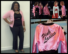 """Photo: I looked at Kelli today and immediately thought """"Pink Ladies!""""  :-)  Love it. 4/10/12"""