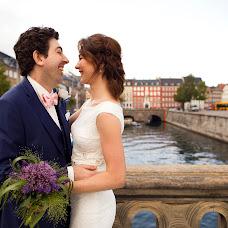 Wedding photographer Kamilla Krøier (Kamillakroier). Photo of 18.09.2018
