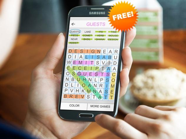 Word Search Games - Free- screenshot